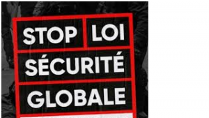 Manifestation contre la loi « SECURITE GLOBALE »